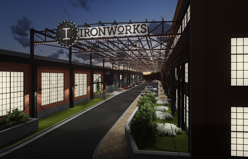 The Ironworks Campus - Beloit Wisconsin