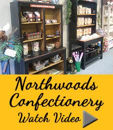Northwoods Premium Confectionary Beloit Wisconsin Shopping