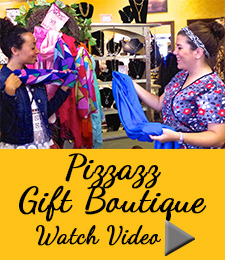 Pizzazz Gift boutique Belot Wisconsin Shopping