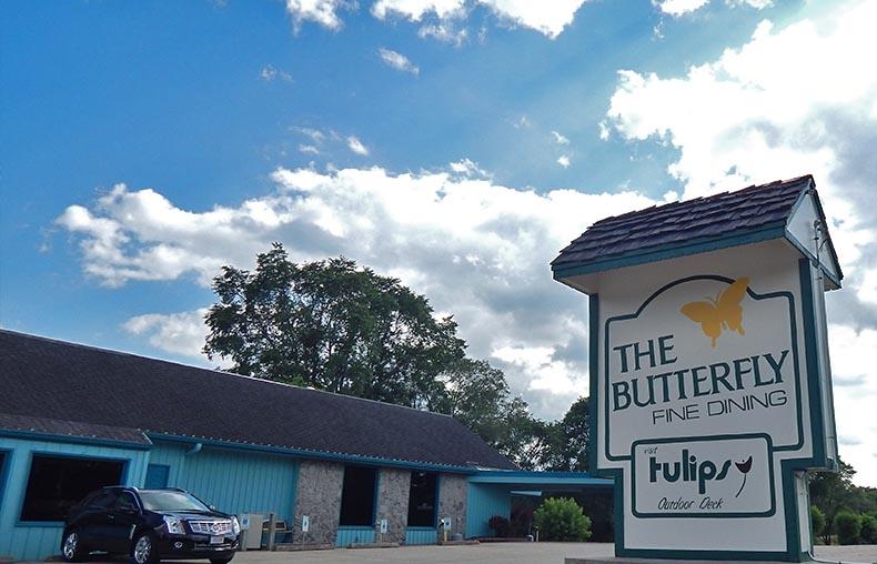 The Butterfly Supper Club Beloit Wisconsin