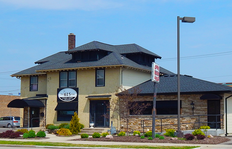 615 Club Beloit Wisconsin Supper Club