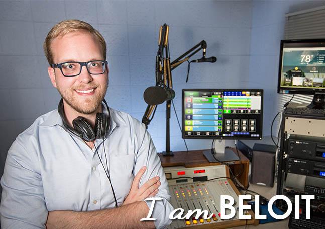 Ben Thompson Big Radio Beloit Wisconsin