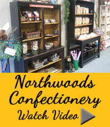 Northwoods Premium Confectionary Beloit Wisconsin Shopping