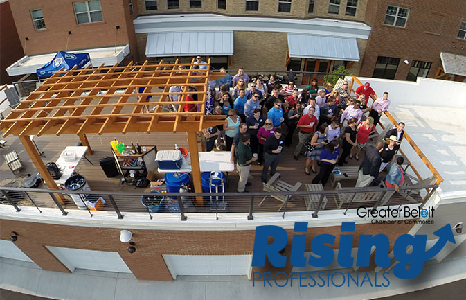 rising professionals beloit chamber wisconsin