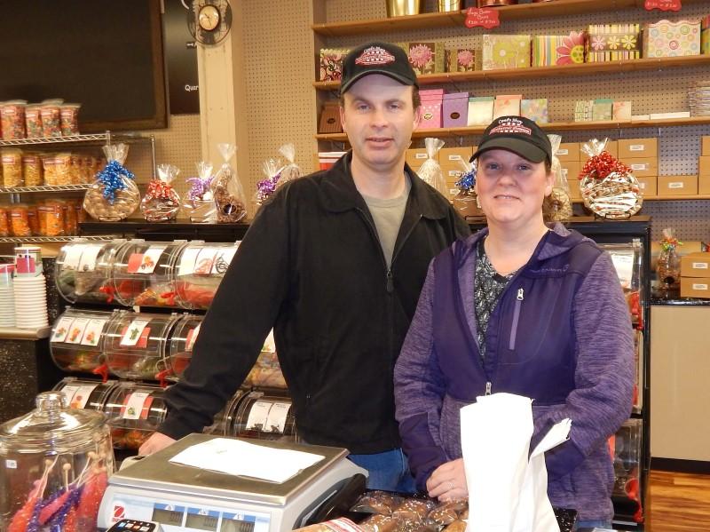 Northwoods Premium Confections Candy Store Beloit Wisconsin (Custom)