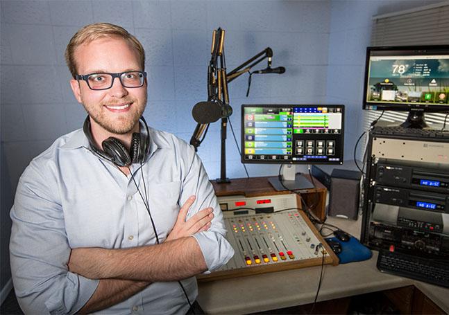 Ben Thompson Big Radio Beloit