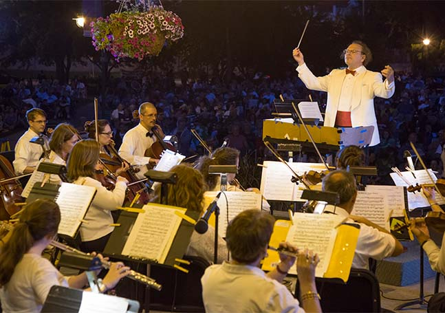 This is Beloit 4th of July Pops on the Rock Orchestra Symphony