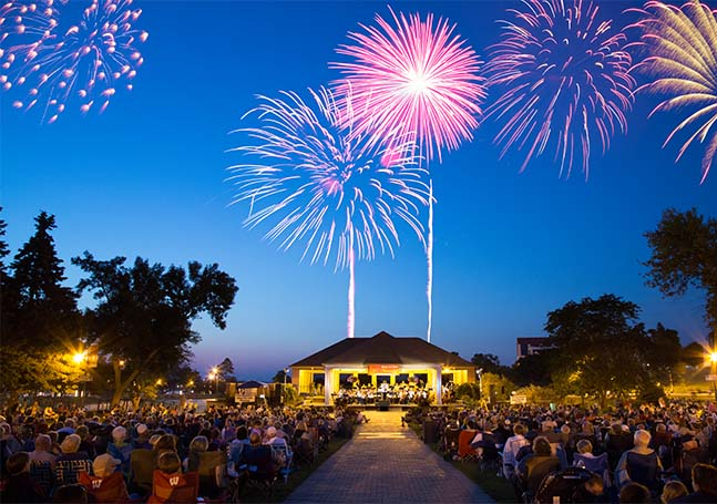 This is Beloit 4th of July Pops on the Rock Symphony 2